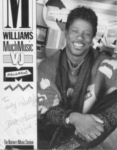 Michael Williams Fall 1986