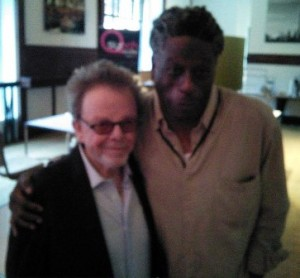 Paul Williams and MW