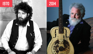 Then and Now - Canadian music legend Ken Whiteley