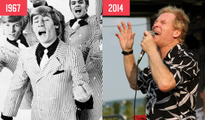 Then and Now-Juno Award Nominee George Olliver