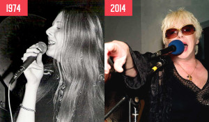Then and Now-Juno Award Winner Cathy Young