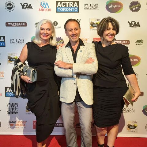 David Gale, Ferne Downey, Theresa Tova