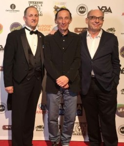 Jack Newman, Julian Richings, John Nelles
