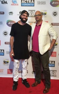 Stand-up comedians & actors Ali Hassan & Dave Merhege