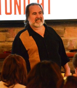 Glenn at the Bear and FirkinApril 17 - 5, 2015