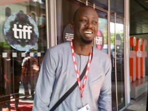 Don Omope of FilmOne prods/Distribs.