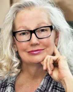 Editor-n-Chief, Debra Usher