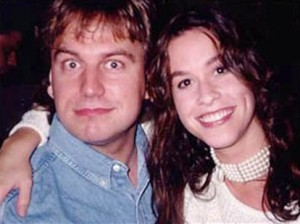 with Alanis Morissette
