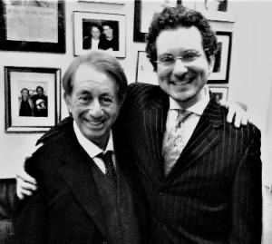 with Mark Breslin