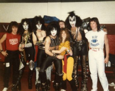 WITH kiss 1982