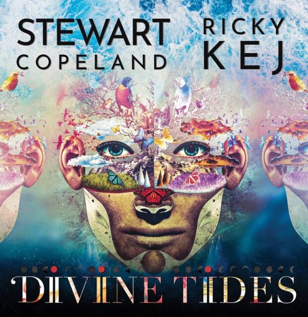 Divine Tides - Album cover