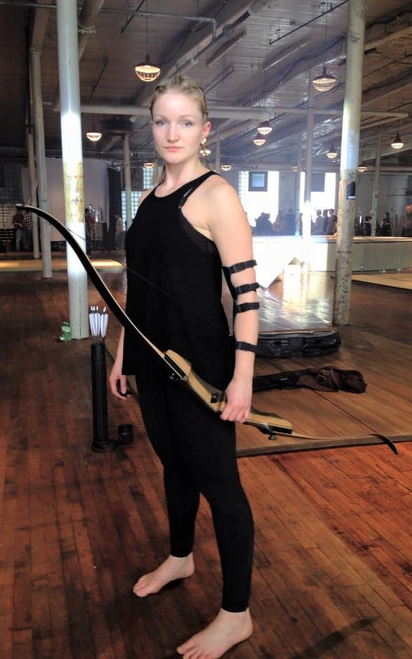 behind the scenes as an Archer in an undisclosed TV pilot