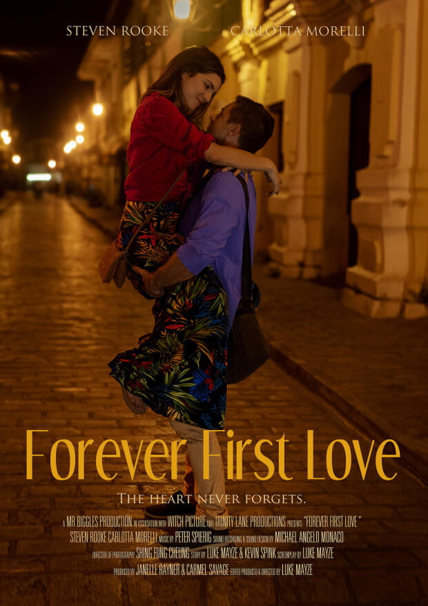 Forver First Love Poster (9)
