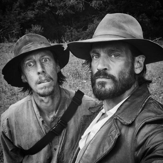Brendan and Dean